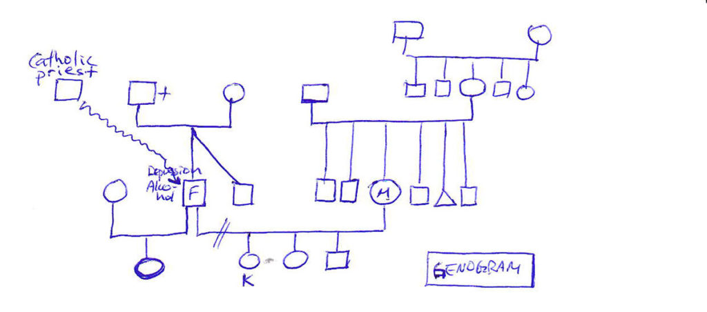 genogram family constellation