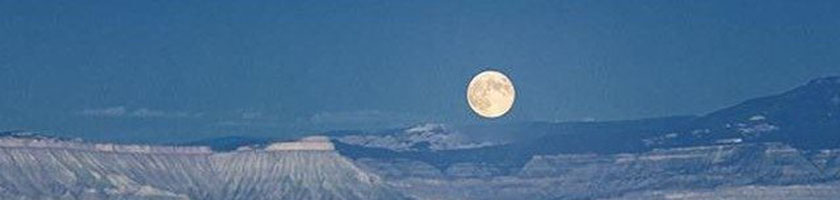 Grand Junction, Colorado, måne