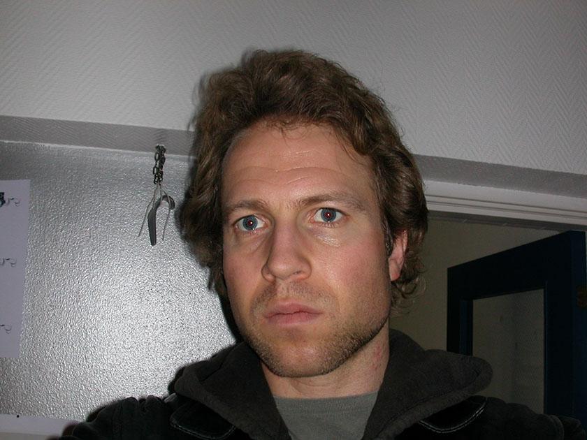 Portrett 22. desember 2007. Her har jeg altså brukt Propecia og Minoxidil i omtrent et halvt år. Det fungerte!